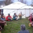 les troubadours au camp